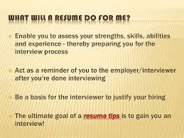 5 resume tips hitecauto us