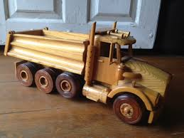 wooden toy trucks by eugene snider conococheague institute blog