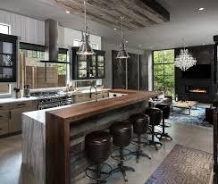 industrial style kitchen island industrial style kitchen island design lighting modern