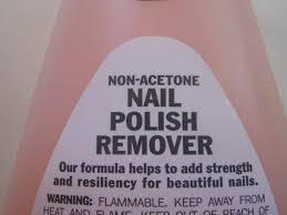 ulta non acetone nail polish remover review