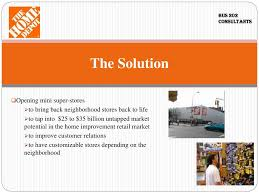 Home Depot Expo Design Center Locations Ppt Analysis Of Home Depot Powerpoint Presentation Id 750720