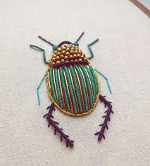 02insect embroideries by humayrah bint altaf jpg