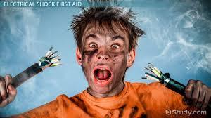 burns heatstroke u0026 electrical shock first aid video u0026 lesson