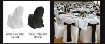 black and white chair covers chair covers
