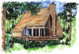 Modified A Frame House House Plan 51028 At Familyhomeplans Com