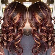 hair colours hair color trends 2017 2018 highlights brunette hair color