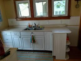 Beadboard Kitchen Backsplash by How To Add A Bead Board Backsplash To Update A Cottage Kitchen