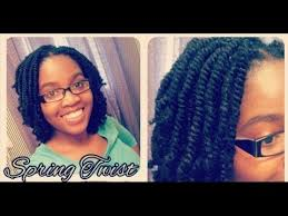 spring twist braid hair 33 spring twist tutorial natural hair protective style