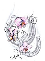 best 25 horseshoe tattoos ideas on pinterest horse tattoos