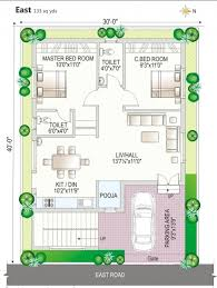 Gorgeous House Plan Design 30x40 East Facing Site Homes Zone 30x40 House Plans With Vastu