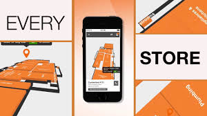Map Home The Home Depot Mobile App Store Maps Youtube