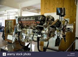 rolls royce merlin a cutaway rolls royce merlin engine at the silk mill museum derby