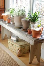 plant stand impressive herbnt stand photo concept outdoor