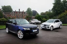 range rover sport vs rivals auto express