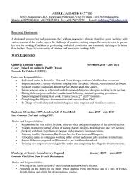 chef resume template executive chef resume template and chef resume rimouskois