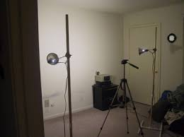 Photo Studio Setup Lights  Steps - Bedroom photography studio
