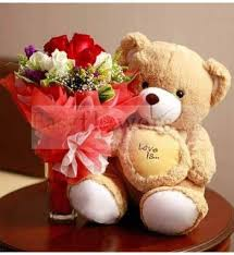 teddy delivery 20 best teddy bears with flowers images on teddy bears