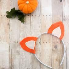 fruit headband felt fox ears headband favecrafts