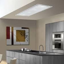hotte cuisine moteur déporté hotte plafond moteur déporté airone jupiter 120cm blanc hotte design