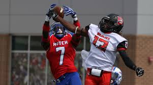 Hutch High Football Score Records Fall In Blue Dragon Rout Of Rezolution Prep Hutchinson Cc