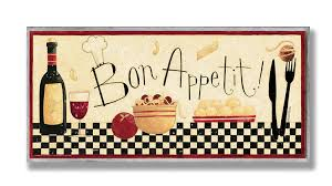 bon appetit kitchen collection amazon com stupell home décor bon appetit kitchen wall plaque 7