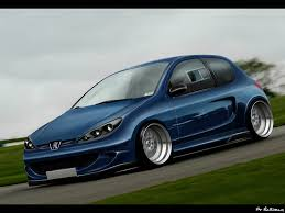 peugeot 206 2008 peugeot 206 by bobiman on deviantart