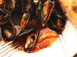 mussels with fennel saffron broth recipe serious eats