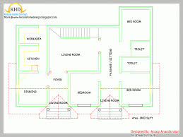 home design plans in sri lanka single floor house plan and elevation 1400 sq ft home appliance