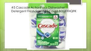 Consumer Reports Dishwasher Detergent Best Dishwasher Detergent Dishwashing Detergent For Hard Water