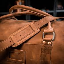 Tennessee best travel bags images Leather travel duffle bag for men sienna brown buffalo jackson jpg