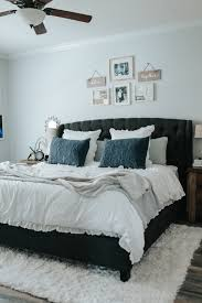 our modern master bedroom home reveal uptown with elly brown