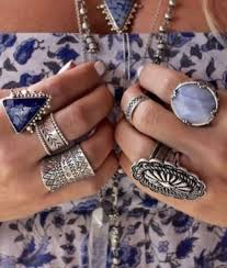big silver rings images Jewels ring oversized rings stone silver big rings jewelry jpg