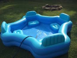 four seat this 30 four seat family lounge pool from walmart will totally