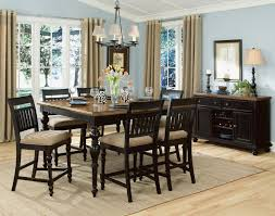 decorating dining room with set and drapes also extra long excerpt