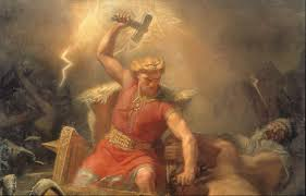 does thor s magical weapons prove he was an ancient astronaut