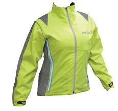 waterproof cycling jacket sale proviz luminescent women u0027s waterproof jacket black size 10