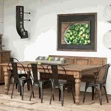 park hill old pine farm table nb236