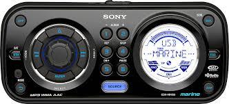 sony cdx h910ui marine cd receiver at crutchfield com