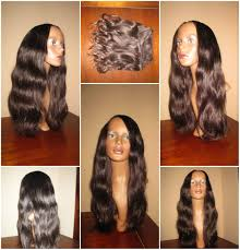 Types Of Sew In Hair Extensions by Custom Made U Part Wigs U2013 Rehairducation