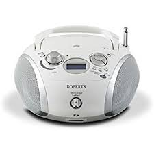 amazon radio cd player under 50 black friday roberts sound38 cd dab fm stereo clock radio with cd bookmark