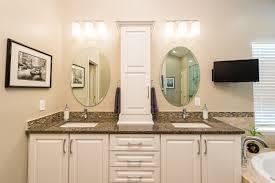 bathroom cabinets top bathroom tower cabinet home design image