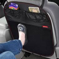 protection siege auto arriere rangement et protection pour dossier de voiture