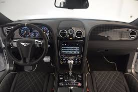 bentley supersports interior 2017 bentley continental gt supersports stock b1292 for sale