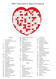 free printable valentine u0027s day puzzles events valentines day