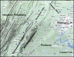 Potomac River On Map Native Americans Of The Shenandoah Valley U2013 Access Genealogy