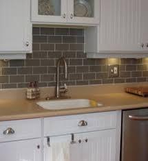 Ceramic Backsplash Tiles For Kitchen Light Brown Beige Taupe Glass Subway Mosaic Tile Kitchen