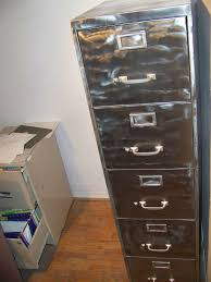 Remove Rust From Metal Furniture by How Can I Polish And Rust Protect A Steel File Cabinet