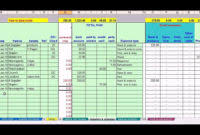 Accrual Accounting Excel Template Farm Accounting Spreadsheet Free