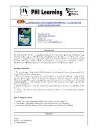 fluid mechanics with laboratory manual second edition by majumdar