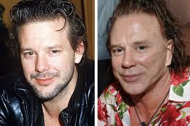 at the age of 62 mickey rourke is making his boxing comeback